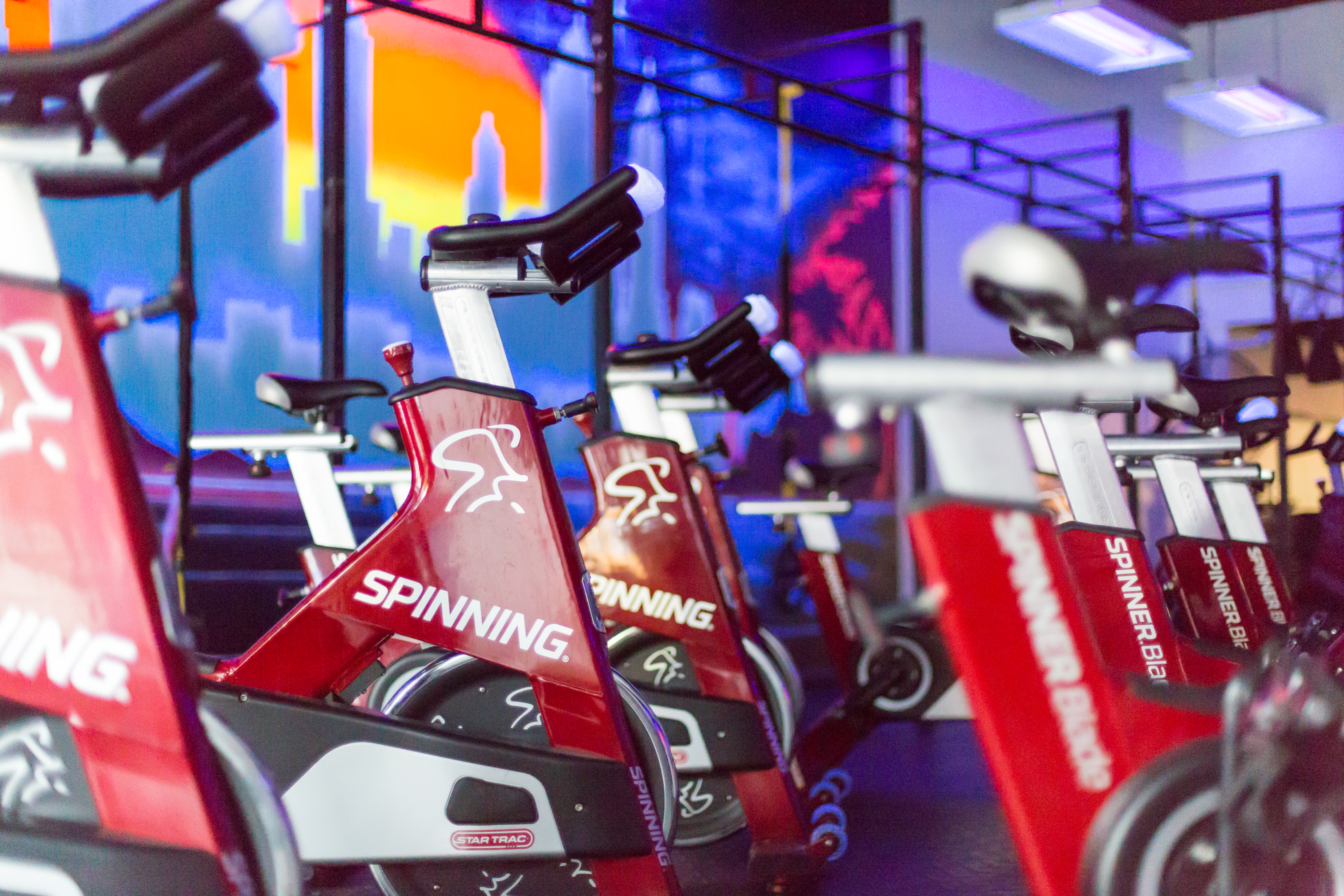 Where can I find spin classes near me?